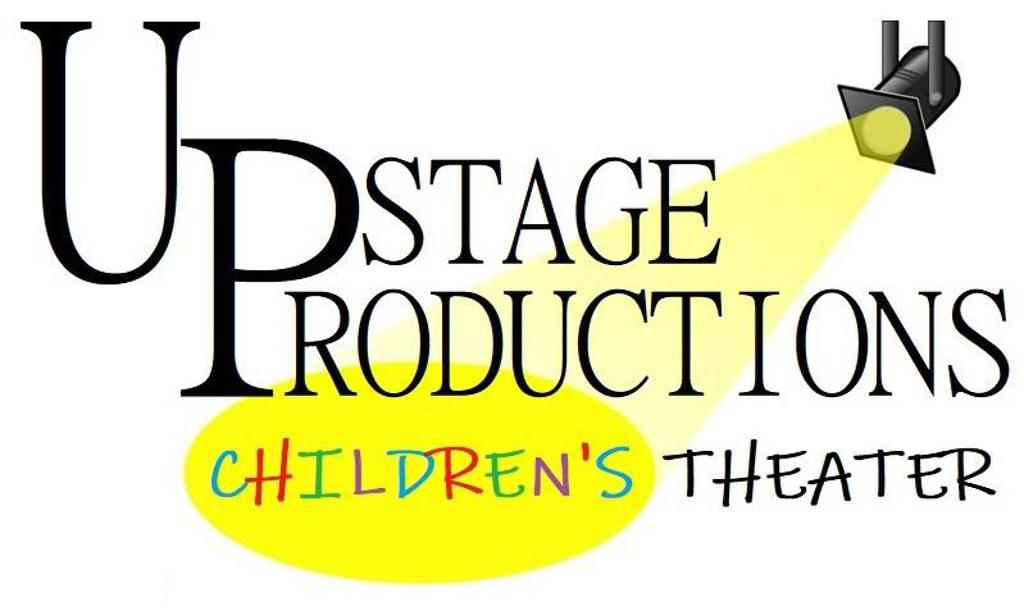 Upstage Productions Children's Theater logo