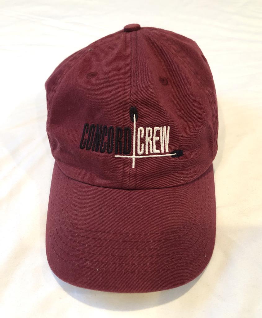 Concord Crew Red Cap