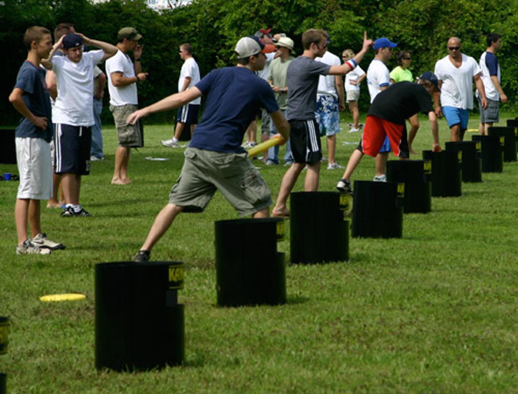 KanJam World Championship action