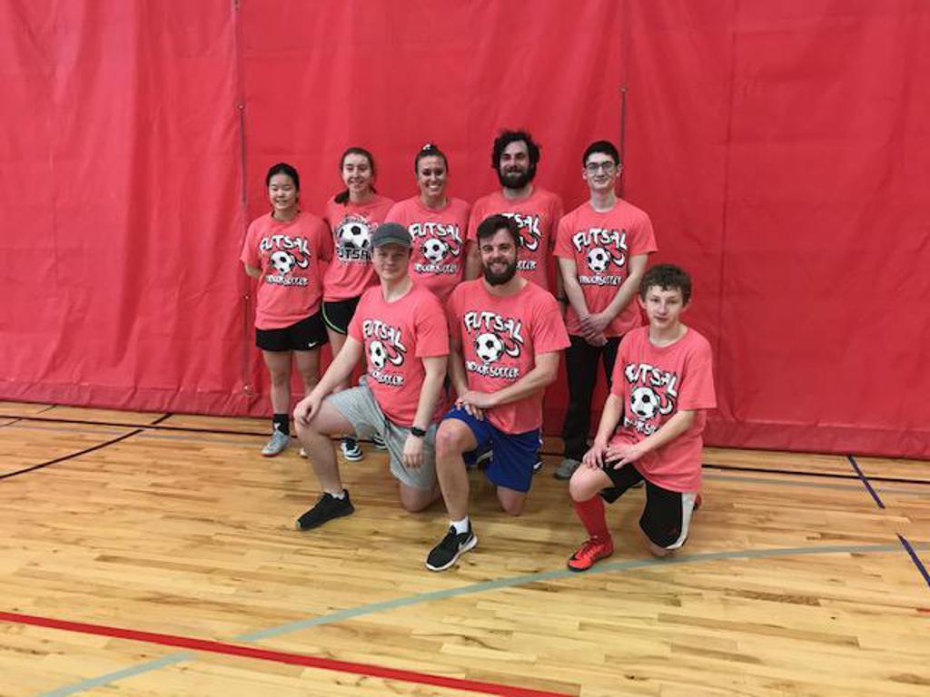2019 World Cup Futsal Champions  Pink Salmon