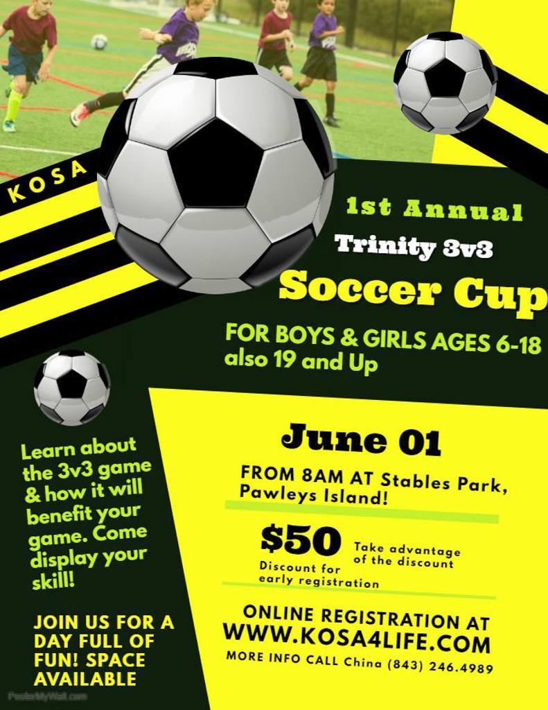 Kickoff Soccer Academy