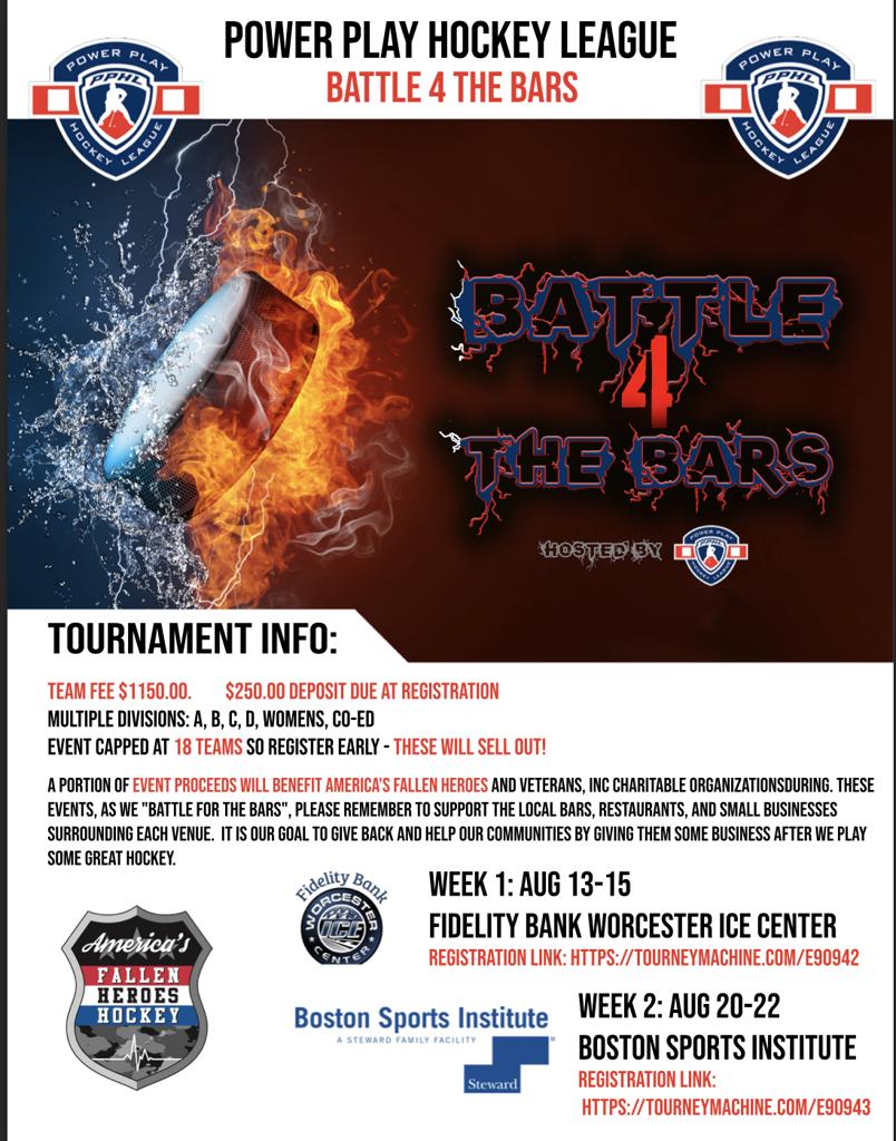 Battle of the Bars Tournament