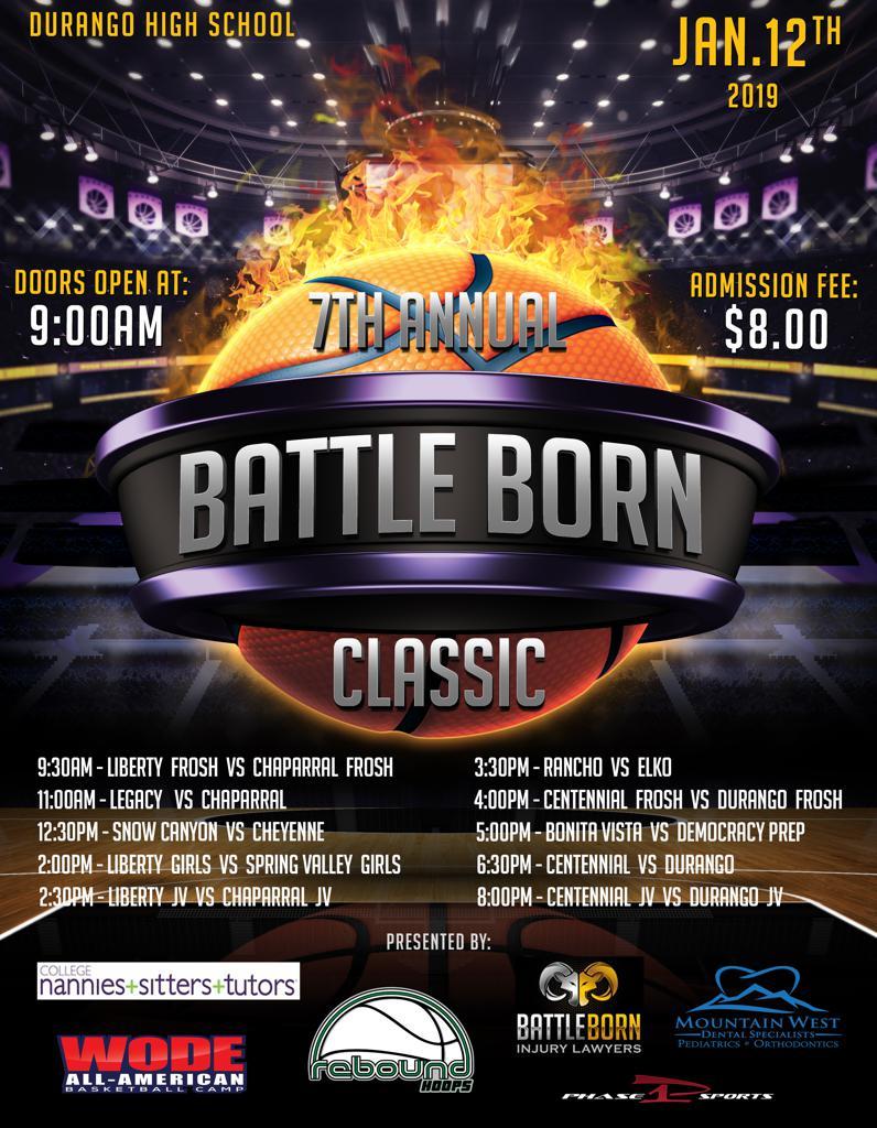 2019 Battle Born Classic