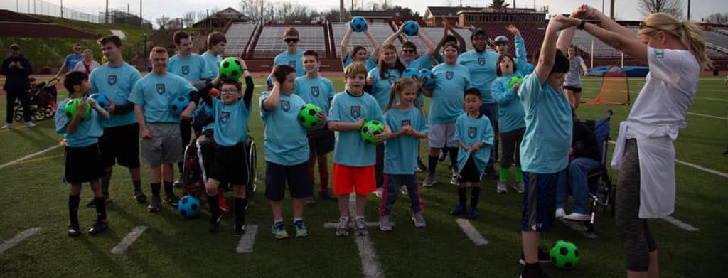 TOPSoccer Johnson City Tennessee