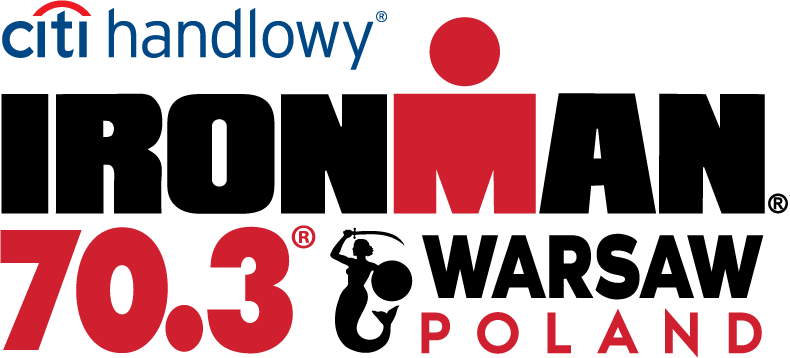 IRONMAN 70.3 Warsaw official race logo