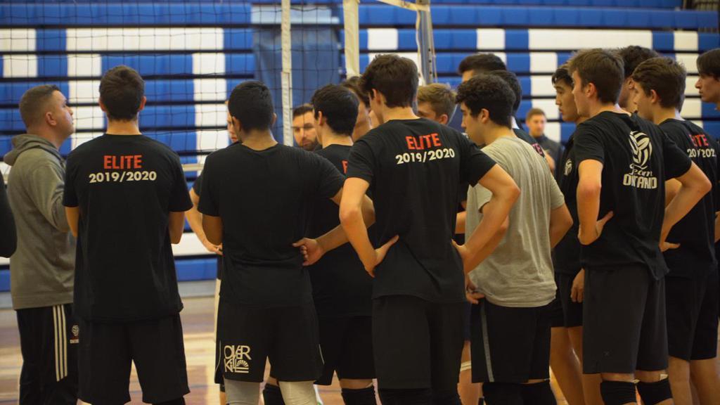 Team Ontario Elite training camp - Niagara College 2019