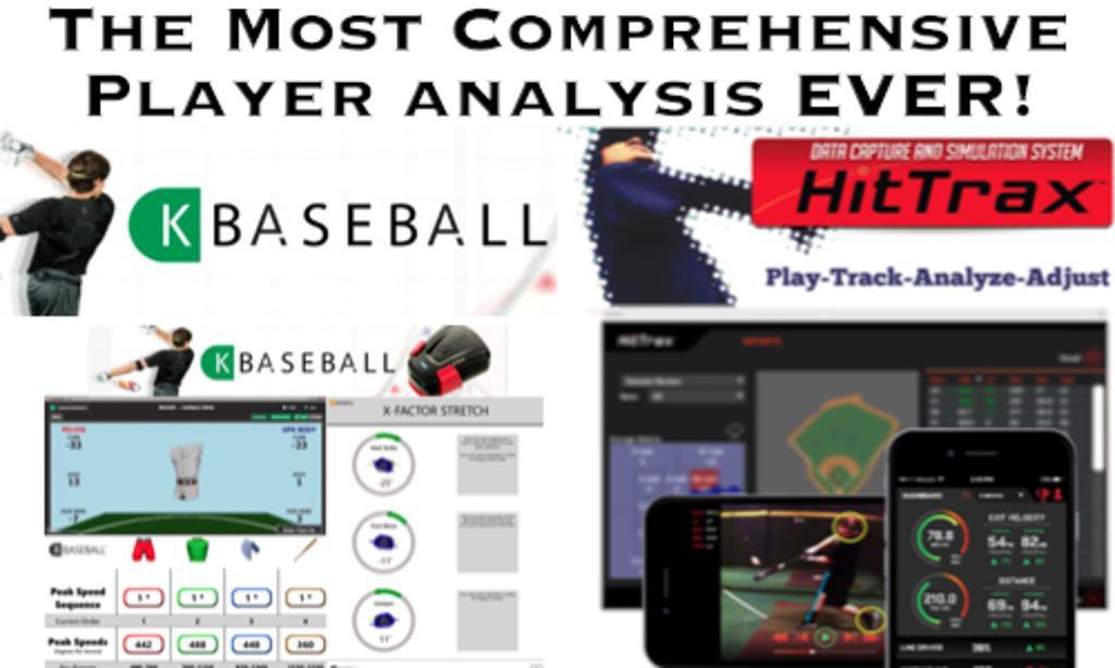 K-Baseball and HitTrax