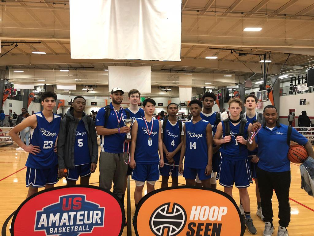 16u Georgia cup I Runner up! Congrats Team Blue!