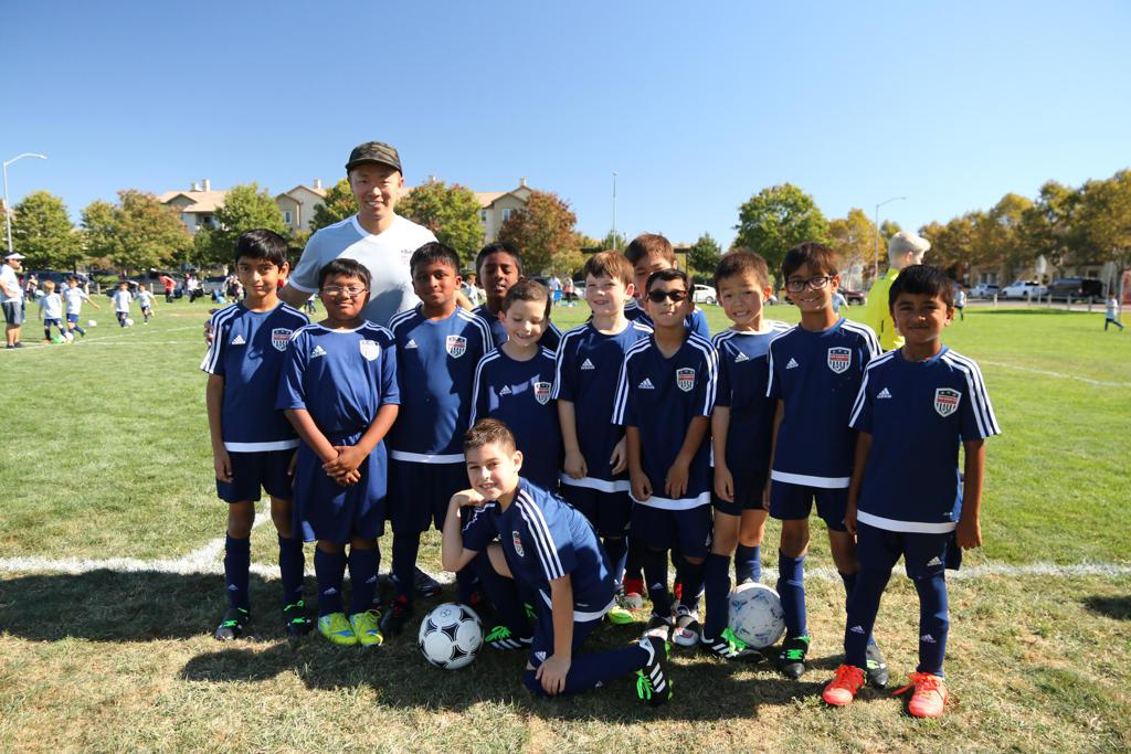 San Ramon FC recreational youth soccer