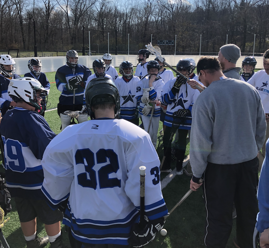 Blue Star Box Lacrosse Program in New Jersey
