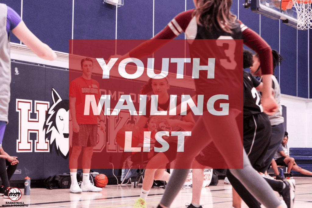 Youth Mailing List