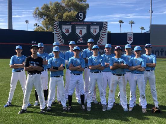 Team California Baseball