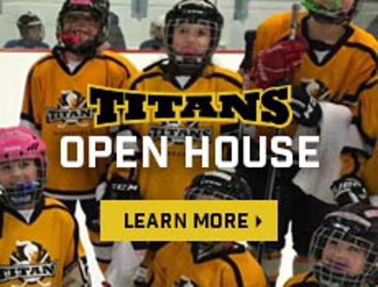 Titans Open House