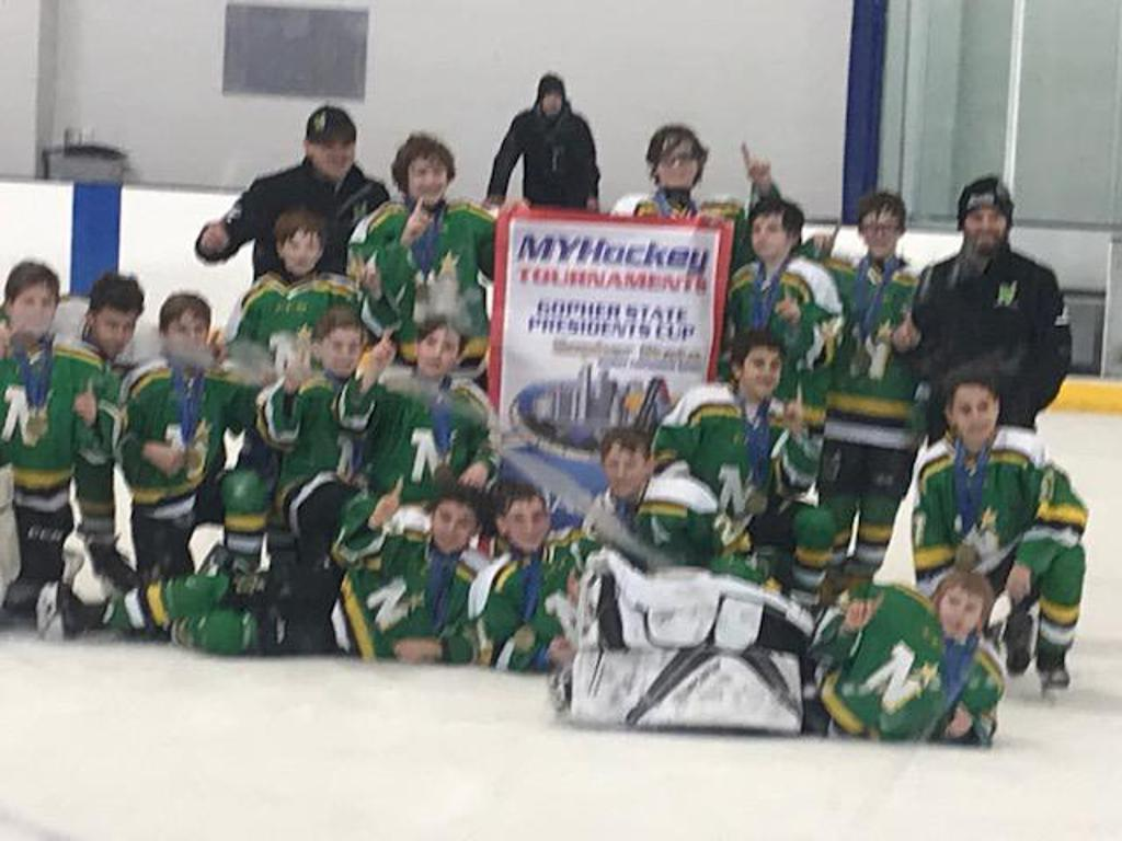 12u AA Gopher State President Cup Champions