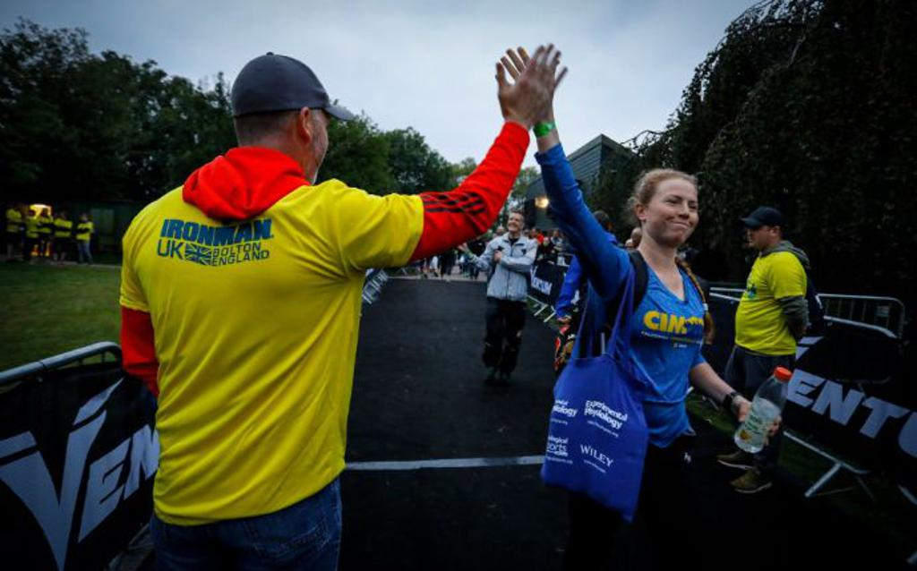 IRONMAN UK and Ireland Volunteers