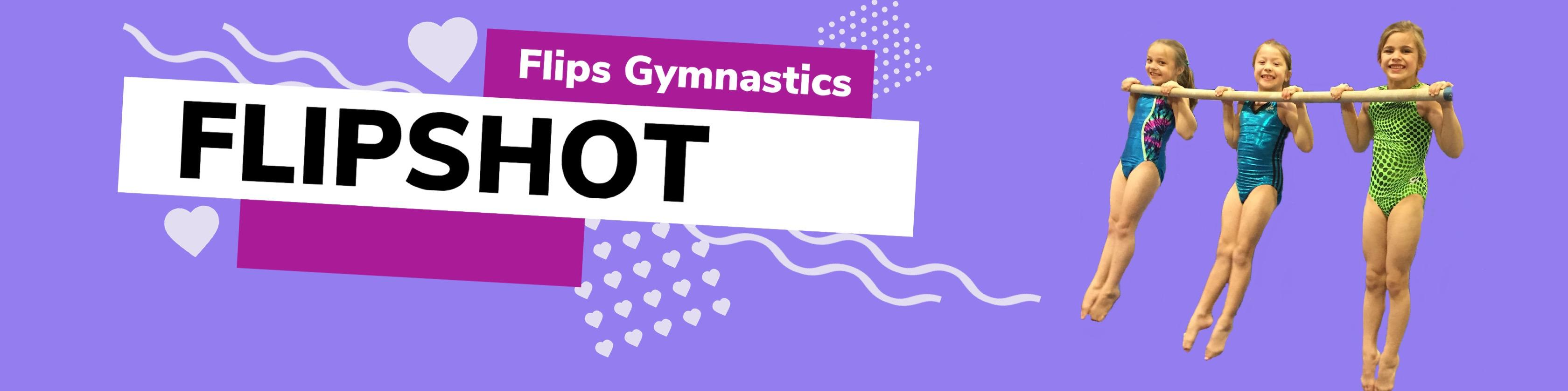 Flips Gymnastics Flipshots Team Track