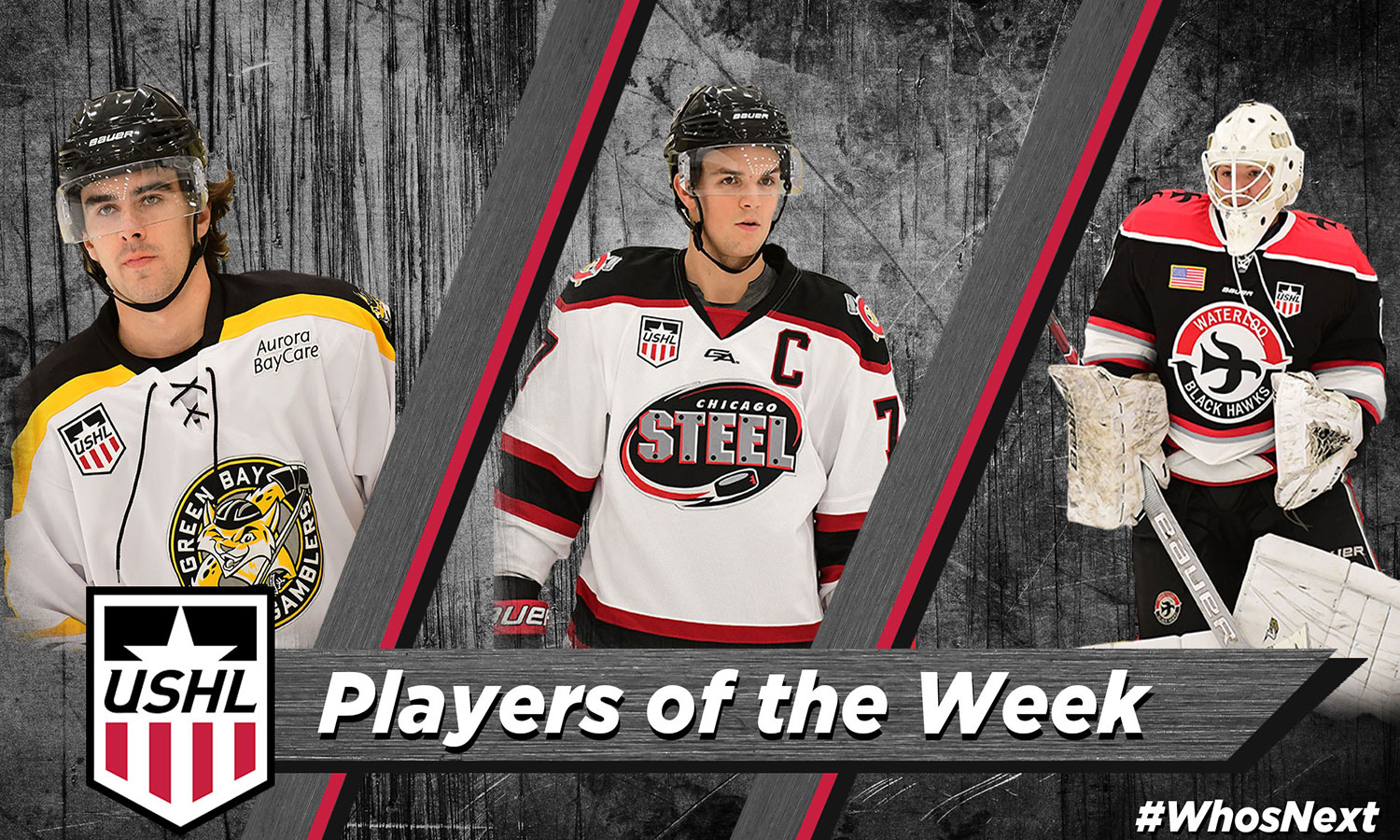 USHL: Players Of The Week - Week 18, 2018-19