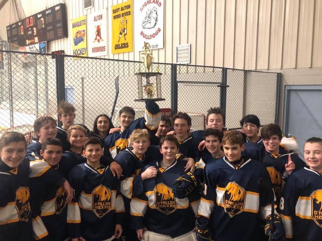 MVCHA Junior Varsity Division 1A Champions