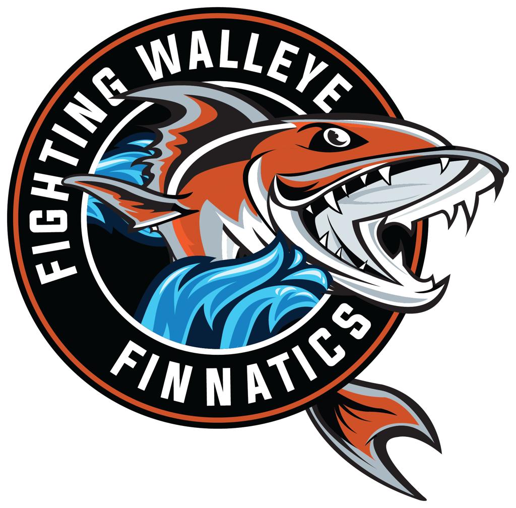 Fighting Walleye Finnatics