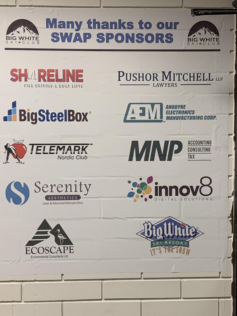 49th SWAP Event Sponsors