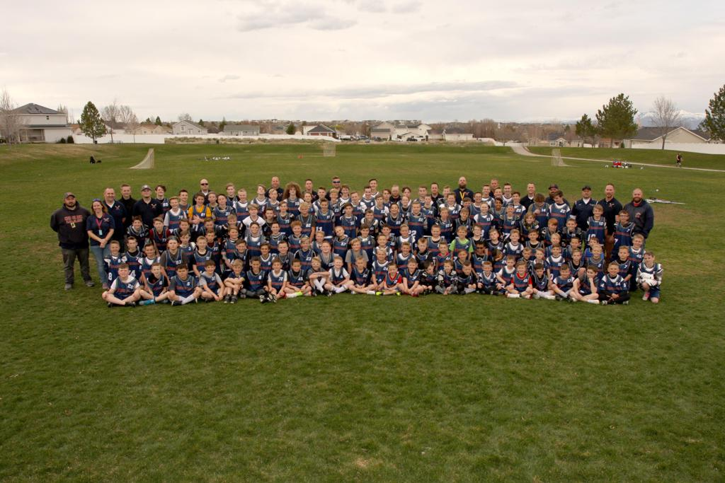 Herriman Youth Boys Spring 2019 Group Photo
