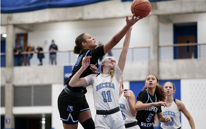 Becker looks to repeat the success it had last season but first must continue getting acclimated against its new Mississippi 8 Conference rivals. The Bulldogs take on new league foe Big Lake on Tuesday. Photo by Cheryl A. Myers, SportsEngine