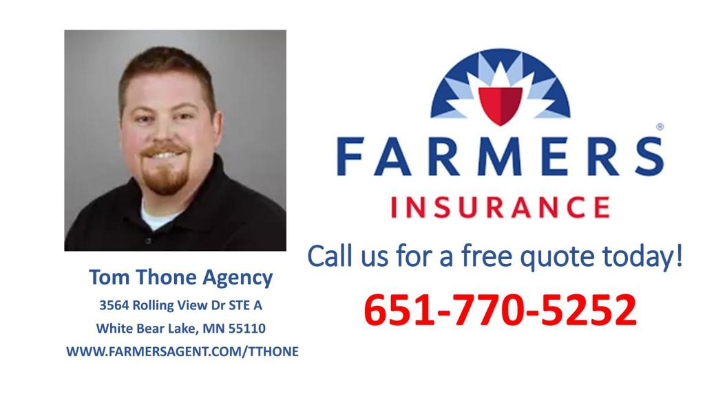 Farmers Insurance - Tom Thone