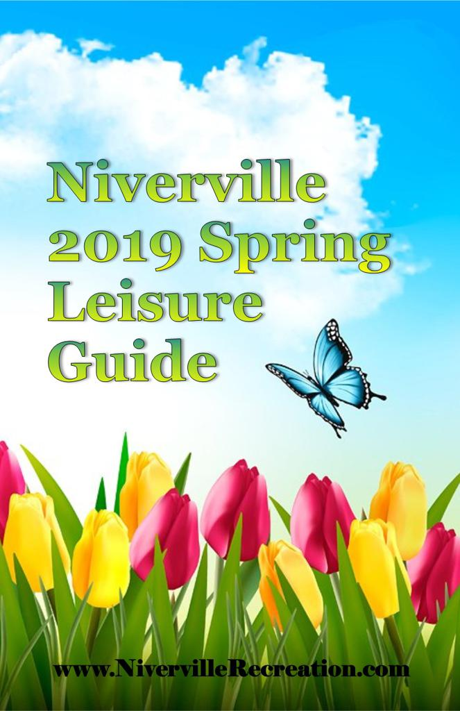 Click the Image to view the Leisure Guide