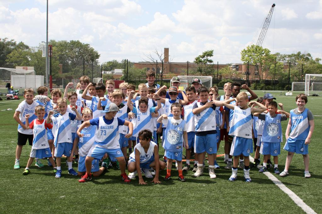 A Strong Summer Camp for the Boys at LBL!