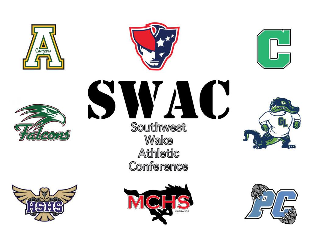 Triangle 8 conference teams banner