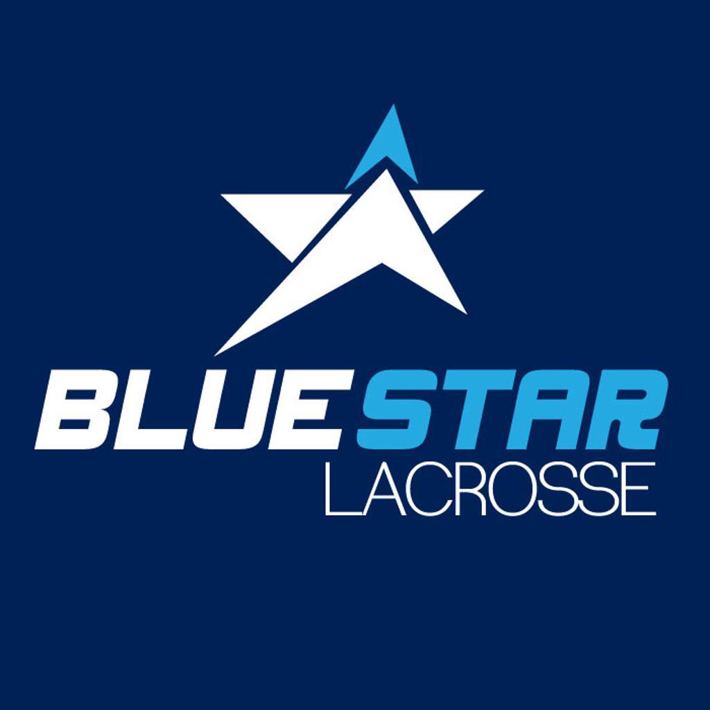 Blue Star Logo on Navy