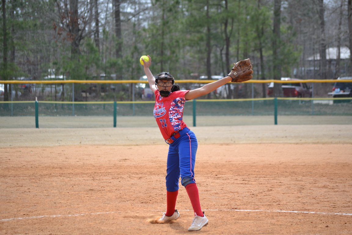 Virginia Lady Eagles Softball