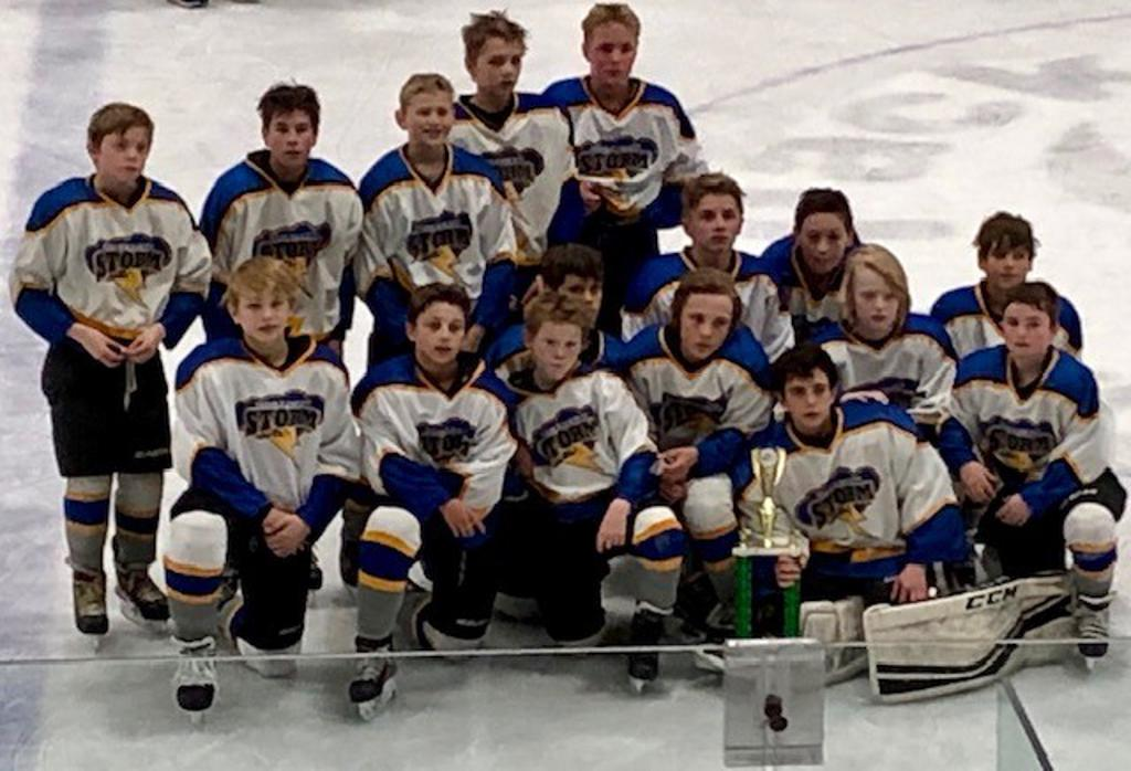 2006 Northern Storm 2nd Place 2019 Mountain Dew Blast