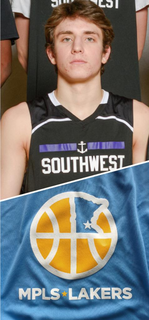 Christo Polydoorou Southwest Lakers Class of 2020