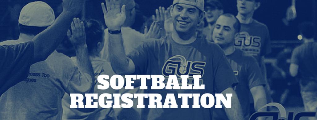 Houston Softball Registration
