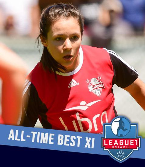 Julia Benati: L1O All-Time Best XI