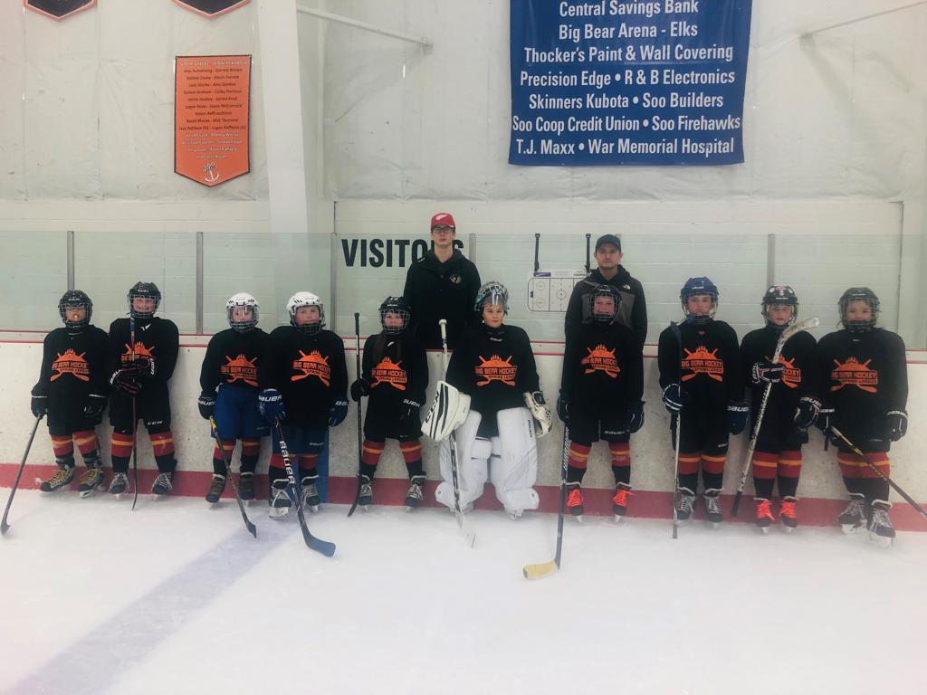 10U Calgary Flames