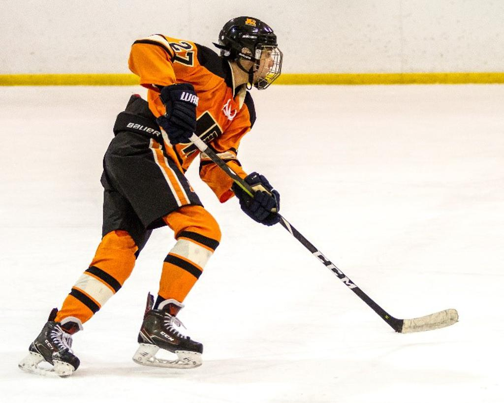 Keenan Schneider named Jr. Flyers Player of the Week for week ending January 13.