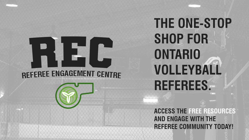 OVA Referee Engagement Centre
