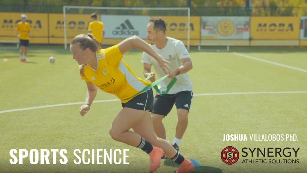 MOBA Soccer Academy Sports Science