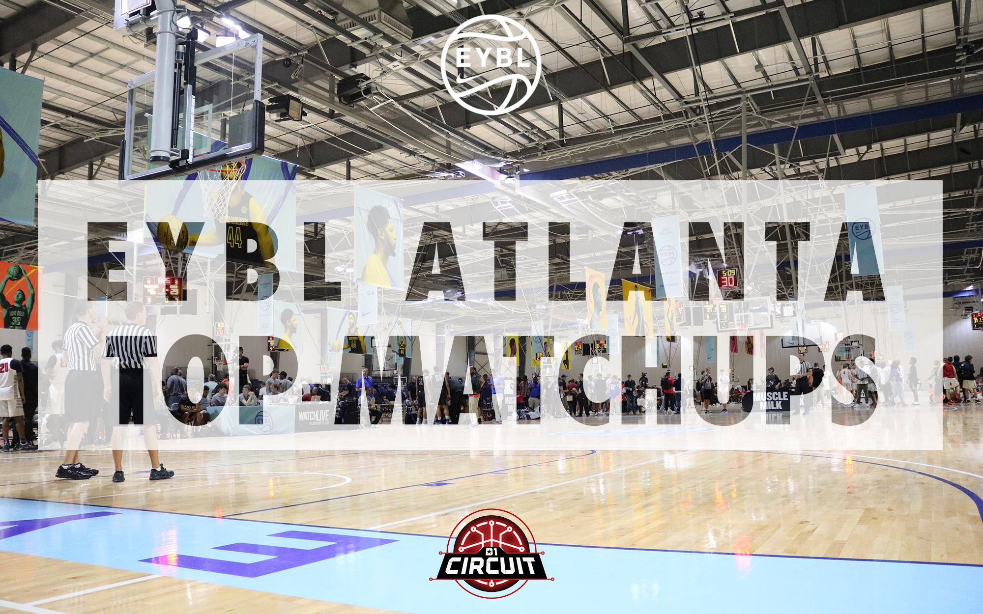 3cd17016 Nike EYBL Atlanta: Top Matchups