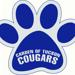 Carden cougars paw small