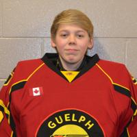 Salmon  kyle  guelph gryphons medium