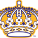 Los angeles kings crown logo.small small