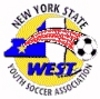 Sponsored by New York State West Youth Soccer Association