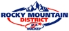 Sponsored by Rockey Mountian District