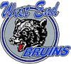 West end bruins logo element view