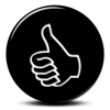 Thumbs up 3 element view