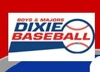 Sponsored by Dixie Boys & Majors Baseball