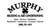 Sponsored by Murphy Heating and Cooling